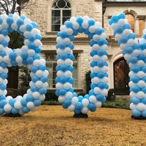 Baby Balloon Letters