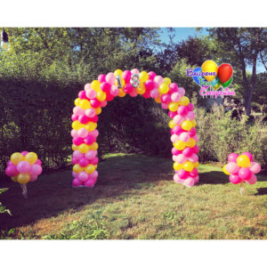 Balloon Arch 8x8 Classic