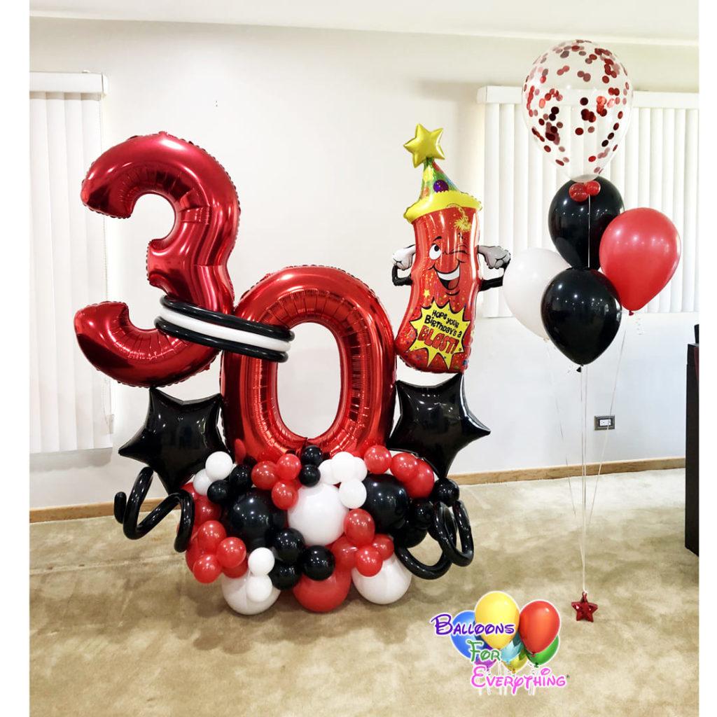 Sparkles Balloon Bouquet