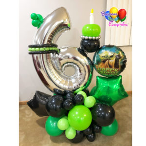 Characters Balloon Bouquet