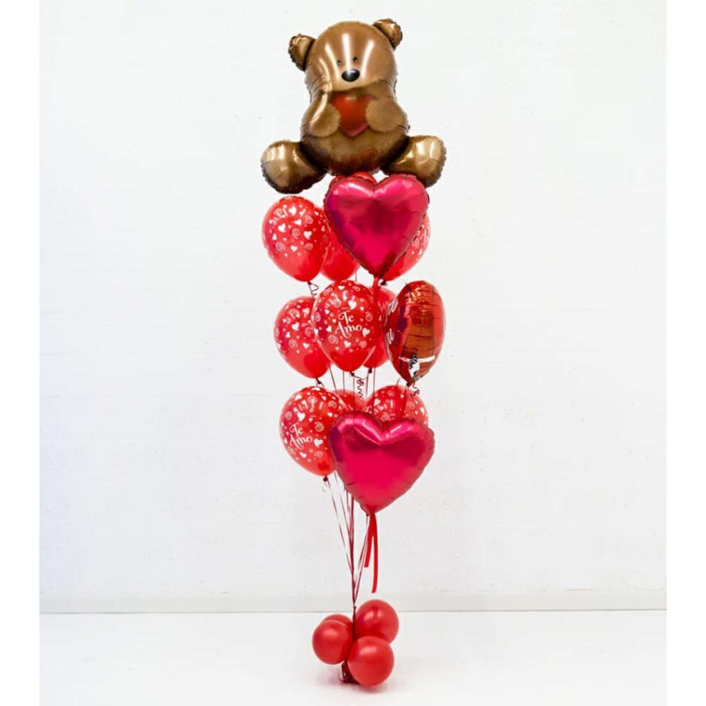 Bear Balloon Bunches