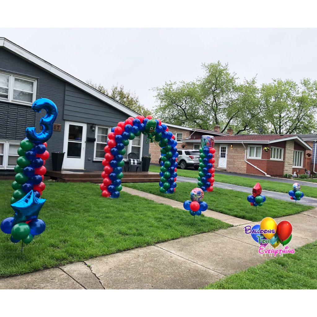 Birthdays Balloon Decorations