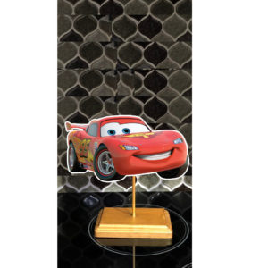 Cars Party Centerpiece