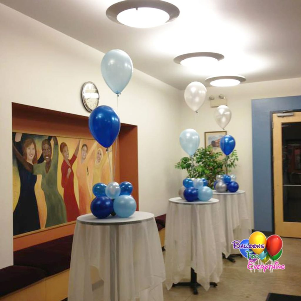 Classic Table Balloon Bouquets