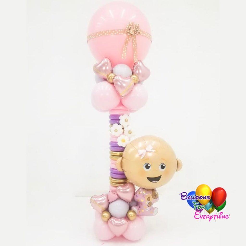 Cute Baby Balloon Bouquet