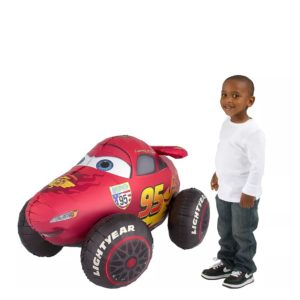 Giant Gliding Lightning McQueen Balloon