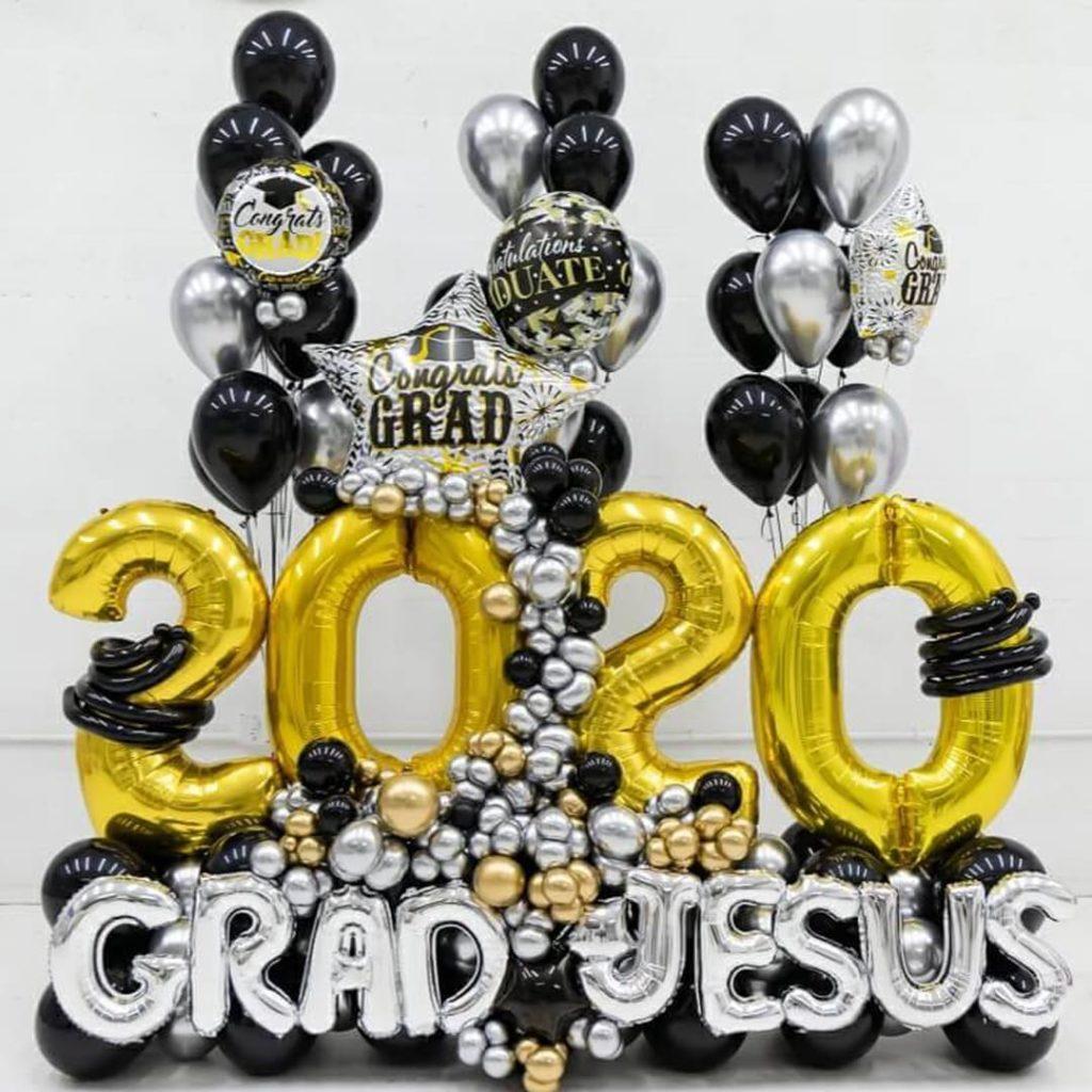 Amazing Graduate Balloon Bouquet