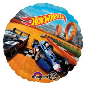 18in Hot Wheels Balloon
