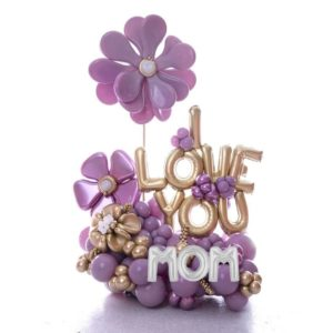 Love Mom Balloon Bouquet