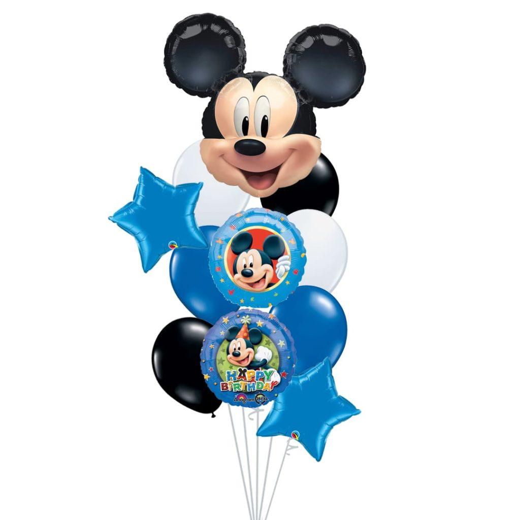 Mickey Portrait Balloon Bouquets