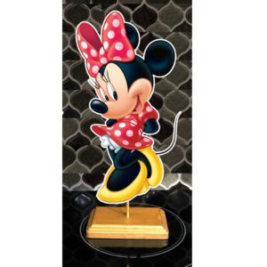 15in Minnie Double Sided Centerpiece