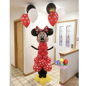 5.5ft Minnie Balloon Sculpture