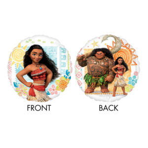 17in Moana Party Balloon