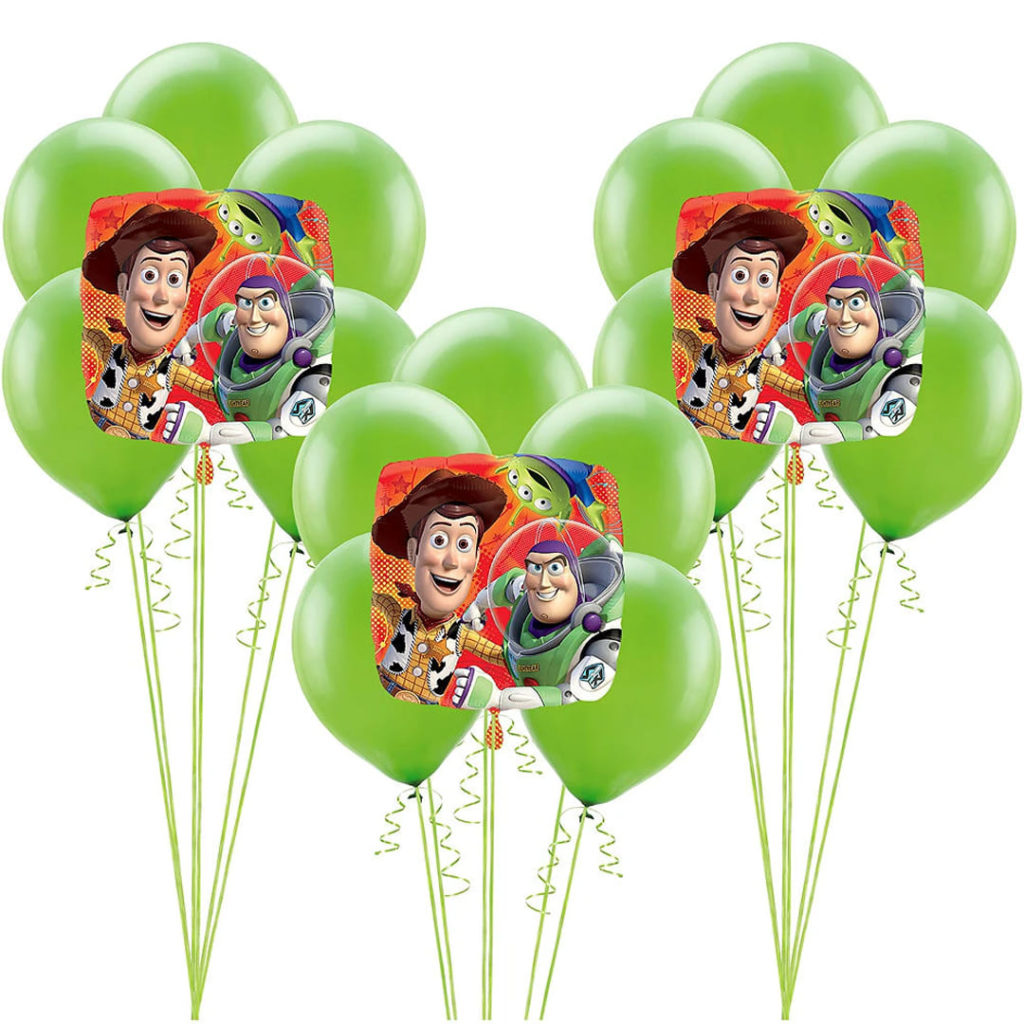 Toy Story Balloon Bunches