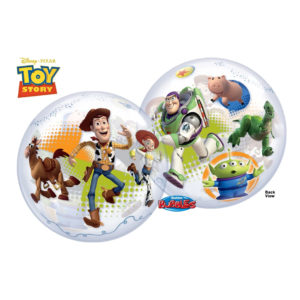 22in Toy Story Bubble Balloon