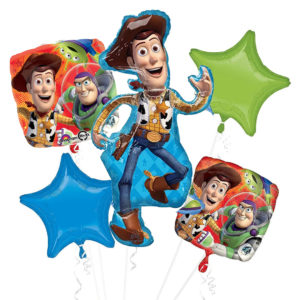 Toy Story Movie Balloons