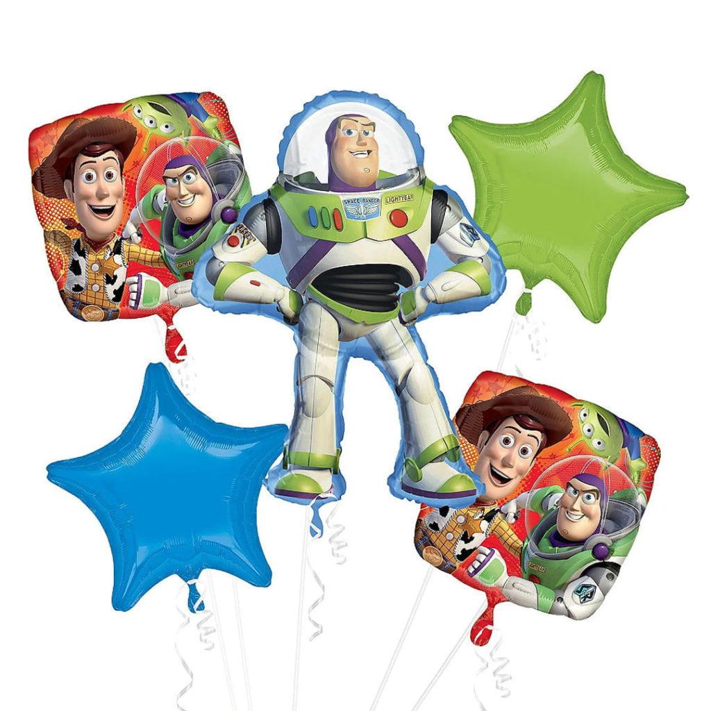 Toy Story Birthday Balloons