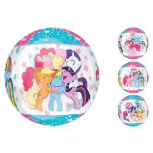 16in My Little Pony Orbz Balloon
