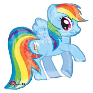 28in Rainbow Dash Balloon