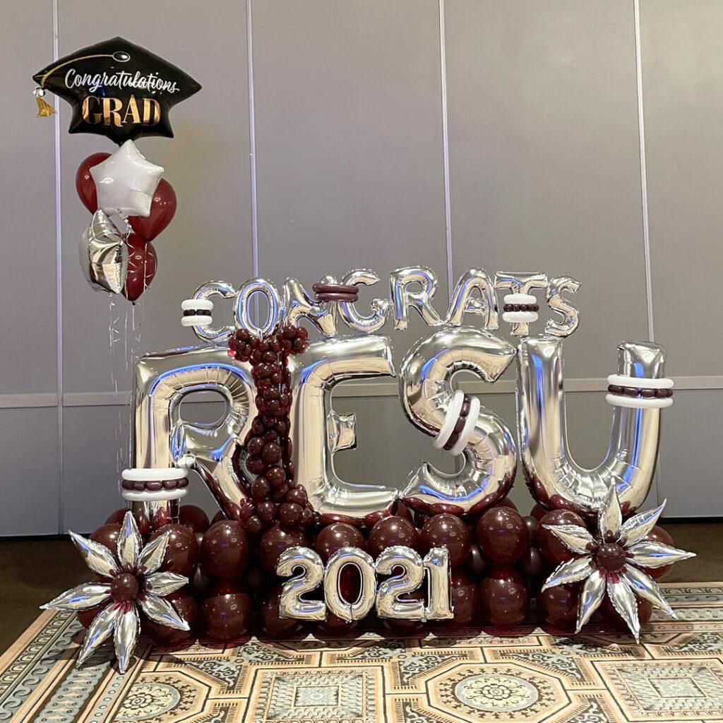 Maxi Grad Balloon Bouquet