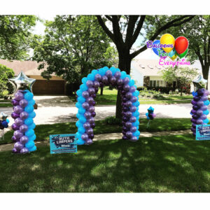 Celebrate Big Yard Balloon Set